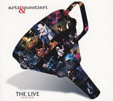 Arti & Mestieri – The Live cd+ dvd prog