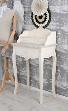 Wall Side Table with Attachment Shabby Chic Console Secretary Desk Bracket