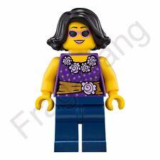 LEGO 70620 Ninjago Film Juno Figurine Seulement ( d'ensemble 70620)