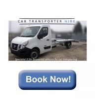 TRAILER HIRE HIRE A SELF DRIVE CAR TRANSPORTER HIRE ONLY £105 PER DAY