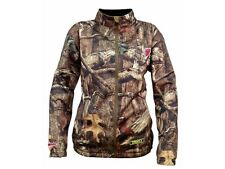 ScentBlocker Sola Womans Knock Out Jacket Medium Trinity Mossy Oak camo
