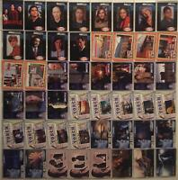 Smallville Season 1 Base Card Set  90 cards
