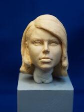 """1:6  CUSTOM RESIN HEAD SCULPT FEMALE #2  """"TIFFANI"""""""