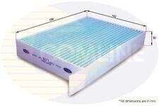 Pollen Cabin Filter FOR VAUXHALL AGILA B 1.0 1.2 1.3 08->14 CHOICE2/2 Comline