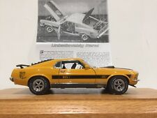 Danbury Mint 1:24 Ford Mustang Mach 1 Twister Special 1 Of 96