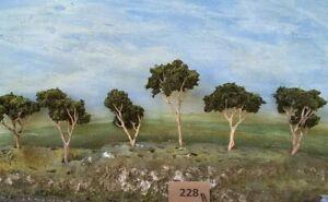 AUSTRALIAN MODEL GUM TREES  HO  OO  Lot 228