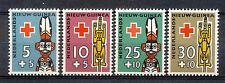 Nederlands Nieuw Guinea  49 - 52 postfris