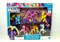 My Little Pony The Movie Pirate Ponies Collection Figurines New