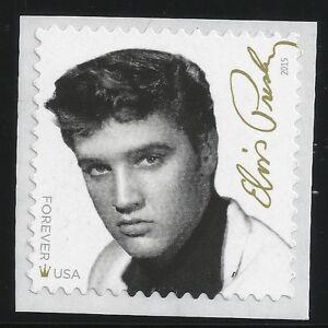 US Scott #5009, Single 2015 Elvis VF MNH