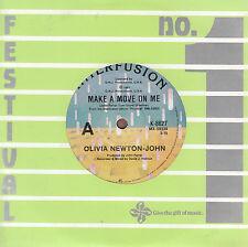 OLIVIA NEWTON-JOHN Make A Move On Me / Falling  45