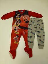 Disney Gymboree Boys Size 18-24M Sleeper & Train Pajama Pants Great Condition
