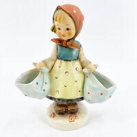 """M I Hummel Goebel Porcelain Figurine Mother's Darling Germany Mold 175 6"""" TMK 6"""