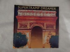 "SUPERTRAMP ""Dreamer"" PICTURE SLEEVE! BRAND NEW! ONLY NEW COPY ON eBAY!!"