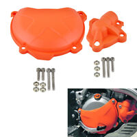 Water Pump Clutch Cover Protector For KTM SXF 250 350 13-15 EXCF 250 350 14-16