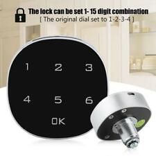 Electronic Touch Keypad Password Key Access Digital Security Cabinet Code Lock