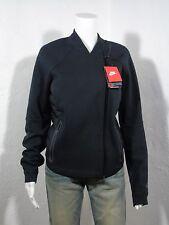 NIKE Tech Fleece Down Aeroloft Moto Women's Lightweight Jacket Black size L