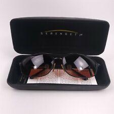 Serengeti Coupe 6791 Sunglasses In Hard Case Case