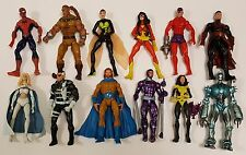 marvel legends..........x-men avengers shield spider-man dr. strange loose lot