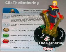 CAPTAIN MARVEL #019A Guardians of the Galaxy Marvel HeroClix