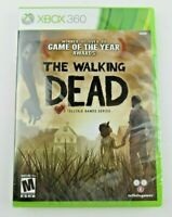 The Walking Dead: A Telltale Games Series Xbox 360 2012 NEW SEALED