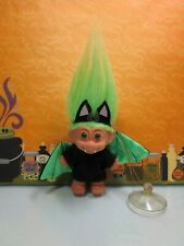 "HALLOWEEN VAMPIRE BAT - 3"" Russ Troll Doll - Very Rare"