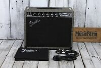 Fender FSR '65 Princeton Reverb Chilewich Charcoal Electric Guitar Amplifier