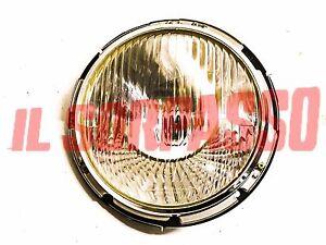 Unit Headlight Light Beacon Lock Nut Lamp Holder Fiat 1100 TV Morphin 2 Series