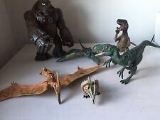 2015 Jurassic World Dinosaurs Including The Jurassic Clash Mega Monster 2009