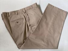 Jos.A.Bank Men's Pink Solid Cotton Dress Pants 38X26 $125