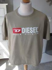 """Men's Diesel Cotton Graphic T-Shirt Size 48"""" Chest"""