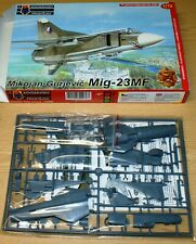 MiG-23MF (Czech AF, East Germany, Poland) in 1/72 von KPM