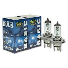 2 Stk SCT Glühlampe, Fernscheinwerfer Basic H4, 12V, 60/55W, P43t