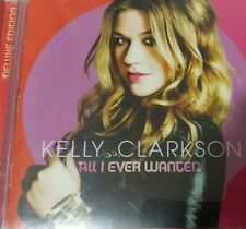 Kelly Clarkson - All i ever wanted (deluxe) with bonus tracks and Bonus DVD