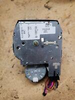 Genuine OEM Whirlpool Washer timer FSP 3949620 with black knob USED