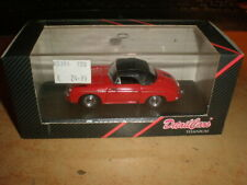 Detailcars 1/43 #222  Porsche 356 speedster hard top        MIB