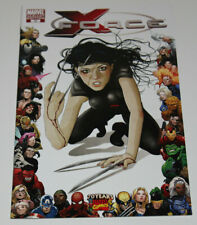 X-Force #18 X-23 70th Ann Frame Cover Variant Marvel Wolverine 2009 NM to NM+