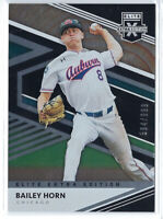 BAILEY HORN 2020 PANINI ELITE EXTRA EDITION ROOKIE RC #/999 WHITE SOX