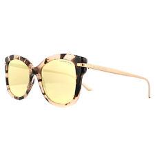 Michael Kors Sunglasses Lia 2047 3162/7J Pink Tortoise Rose Gold Mirror