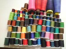 Mixed Lot of Thread