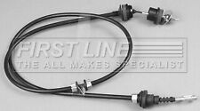 PEUGEOT BOXER 230P 1.9D Clutch Cable 94 to 01 Firstline Top Quality Replacement