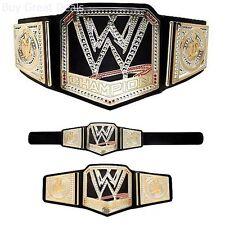 World Championship Belt WWE Heavyweight Wrestling Replica New Title WWF Cena