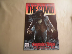 The Stand Captain Trips #1 (Marvel 2008) Free Domestic Shipping
