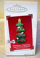Hallmark 2002 Oddball, Domino & Little Dipper Tree, Disney's 101 Dalmations