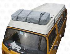 Allemand qualité gris Westfalia sec toit Sac PVC Westy Toit Rack +3 Sangles C9092