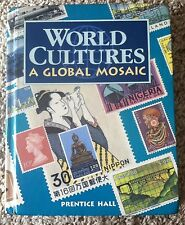 WORLD CULTURES-A GLOBAL MOSAIC-Prentice Hall-1996