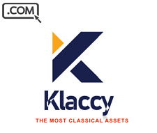 Klaccy.com - Brandable Premium Domain Name - Classy Shop Domain Name