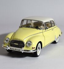 Revell Rarität Auto Union 1000S Sportcoupe in gelb weiss lackiert, 1:18, V004