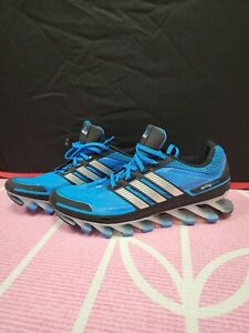 ADIDAS SPRINGBLADE TECHFIT RUNNING SHOES SIZE 10 Never worn . No  Box