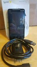 HTC EVO 4G  - 1GB - Black (Sprint)  Cell phone FREE SHIPPING
