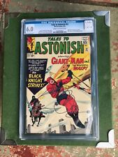 Tales To Astonish #52 CGC 6.0  OW / C  1st SA Black Knight Eternals Movie